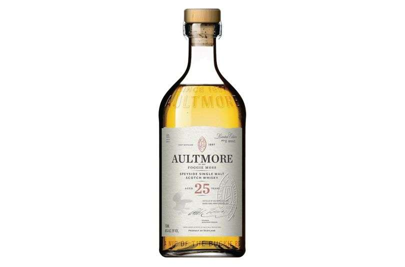 Migliori Scotch Whisky del Mondo Aultmore 25yo Best Scotch Whisky in the World
