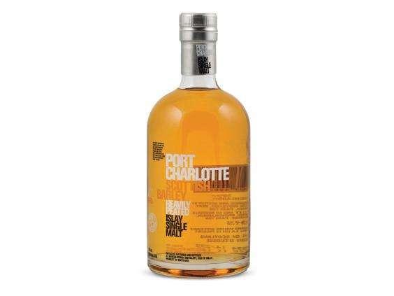 Migliori Scotch Whisky del Mondo Bruichladdich Port Charlotte Scottish Barley